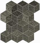 fap ceramice lumina glam, caramel cube mosaico 22,5 x 26 cm