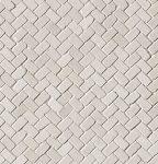 fap ceramiche maku, light gres mosaico spina 30 x 30 matt