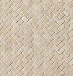 fap ceramiche maku, sand gres mosaico spina 30 x 30 matt