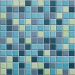 appiani mix color, Laguna Blu 02 2,5 x 2,5 cm