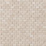fap ceramiche maku, nut brick mosaico 30,5 x 30,5 cm