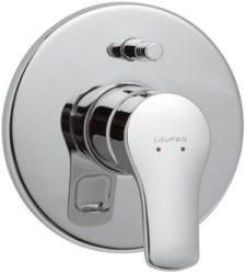 Laufen city pro, zuhany csaptelep 3219560040001 fali kivitel két funkcióval