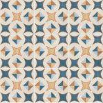 sant'agostino patchwork, colors 04 20 x 20 cm