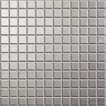metallica, platino 2,5 x 2,5 cm
