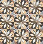sant'agostino patchwork, colors 01 20 x 20 cm