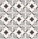 sant'agostino patchwork, black&white 03 20 x 20 cm