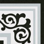 Vives, 1900 Gibert-3 20 x 20 cm mintás lap