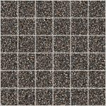 sant'agostino newdeco, dark mosaico 30 x 30 cm natur