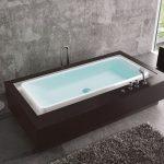 Duscholux Caprivi Free 580000 akrilkád 198 x 98 cm beépíthető