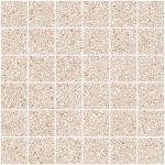 sant'agostino newdeco, sand mosaico 30 x 30 cm natur