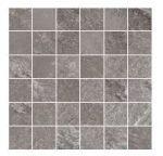 sant'agostino shadestone, mosaico grey 30 x 30 cm fényes