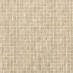 fap ceramiche roma diamond, beige duna micromosaico 30 x 30 cm fényes