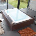 Duscholux Caprivi Free 590000 akrilkád 215 x 142 cm beépíthető