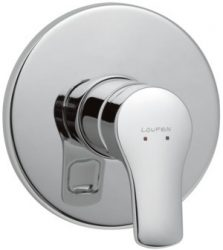 Laufen city pro, zuhany csaptelep 3319560040001 fali kivitel egy funkcióval
