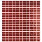 tonalite soleil, borgogna 27 x 30 cm mosaic