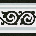 Vives, 1900 Gibert-2 Gris  20 x 20 cm mintás lap
