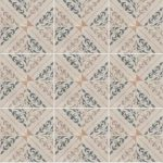 sant'agostino patchwork, classic 02 20 x 20 cm