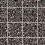 sant'agostino newdeco, dark mosaico 30 x 30 cm polírozott