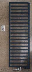 Zehnder Quaro radiátor krómozott vegyes működésű
