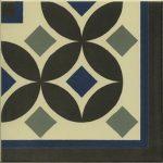 Vives, 1900 Güell-3 20 x 20 cm mintás lap