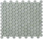fap ceramiche boston, cemento mosaico round 29,5 x 32,5 cm