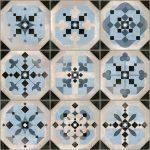 Vives, World Parks Stanley 31,6 x 31,6 cm mintás lap