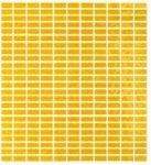 tonalite soleil, limone 27 x 30 cm mosaic