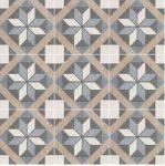 sant'agostino patchwork, classic 04 20 x 20 cm