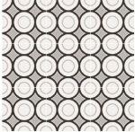 sant'agostino patchwork, black&white 05 20 x 20 cm