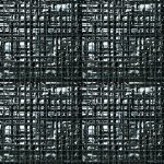 fap ceramiche dark side, cross silver mosaico 30 x 30 cm