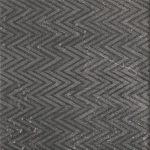 fap ceramiche maku, deco dark 20 x 20 cm matt