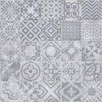 casalgrande padana opus, cementina grigia mix 20 x 20 cm