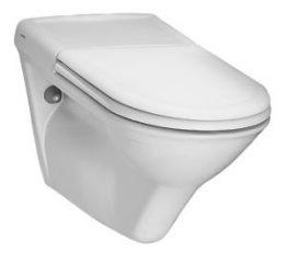 Laufen Libertyline, WC fali mélyöblítéses 821470