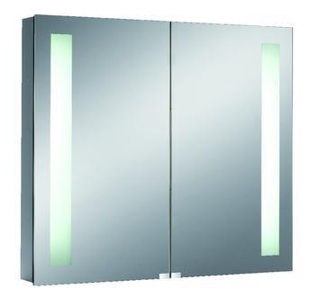 emco tükrös szekrény világítással - csempék, padlólapok ...