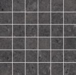 sant'agostino highstone, mosaico dark 30 x 30 cm natur