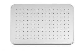 laufen rainshower rectangular, zuhanyfej 222 x 342 mm 3679810043101