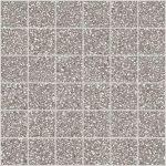 sant'agostino newdeco, grey mosaico 30 x 30 cm natur