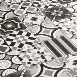 patchwork balck&white