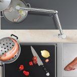 konyhai mosogató csaptelepek